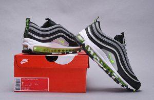 Nike Air Max 97 Japan OG Black, Volt & Metallic Silver