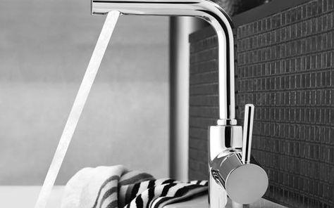 Robinet Vasque Bec Orientale Grohe Essence Avec Images Mitigeur Lavabo Decoration De Salle De Bain Moderne Robinet Salle De Bain