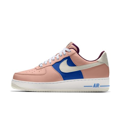 Chaussure personnalisable Nike Air Force 1 By You pour Homme ...