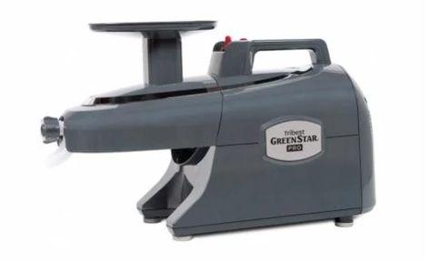 Tribest GreenStar Pro Commercial Twin Gear Juicer GS GS P502