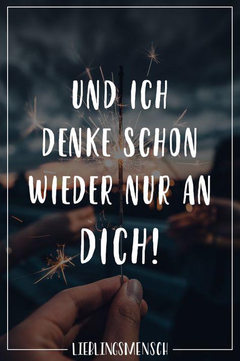 Visual Statements®️ Und ich denke schon wieder nur an dich! Sprüche / Zitate / Quotes / Lieblingsmensch / Freundschaft / Beziehung / Liebe / Familie / tiefgründig / lustig / schön / nachdenken    Der Valentinstag gilt als eine meiner liebsten Gelegenheiten, um sie mit meiner Familie ebenso bestimmten Freunden nach teilen, insbesondere um sie mit meinen Kindern nach teilen. Es backt jene Kuchen, Desserts und Kekse eb... #denke #dich #Ich #nur #schön #und #valentinstag schule #Visual #wieder
