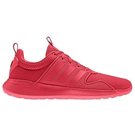 adidas Damen Cloudfoam Lite Racer W Sneaker Low Hals, Rot ...