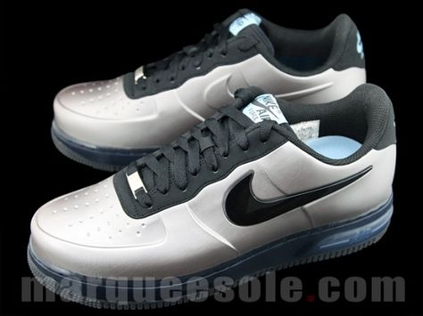 CLEAN > Nike Air Force 1 Foamposite Pro Low