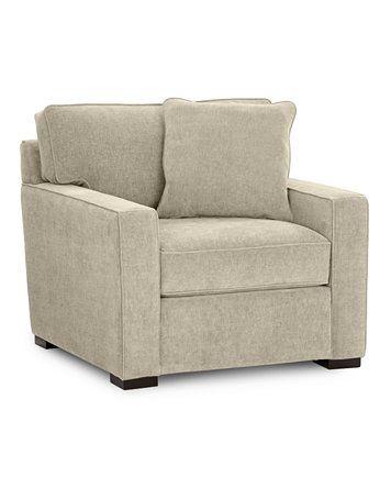 Radley 38 Fabric Armchair Created For Macy S Beach House