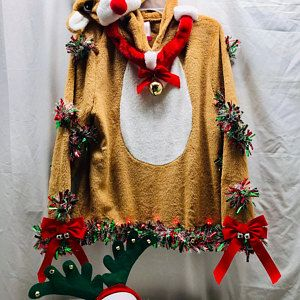 Pin On Ugly Christmas Sweater Party Ideas