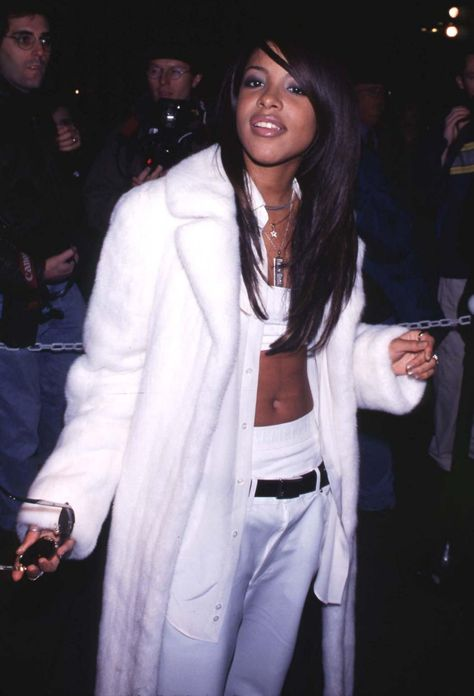 Aaliyah always had swag