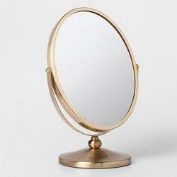 Plastic Vanity Mirror Room Essentials Target Mirror Room