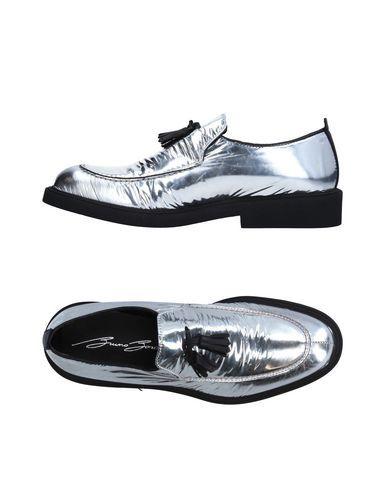 BRUNO BORDESE Loafers Silver Men