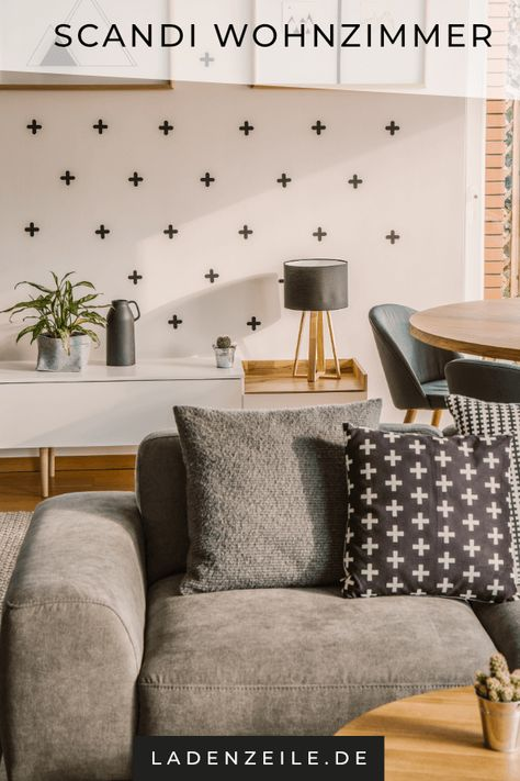 Scandi-Wohnzimmer: Möbel für deine Einrichtung im skandinavischen Stil