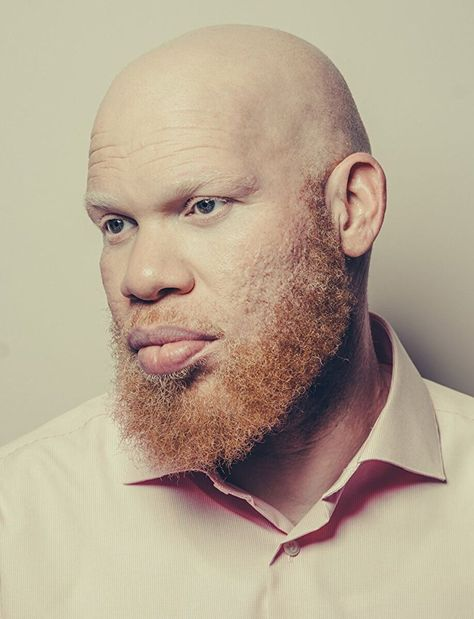 Krondon Marvin Hollywood Men Bearded Men