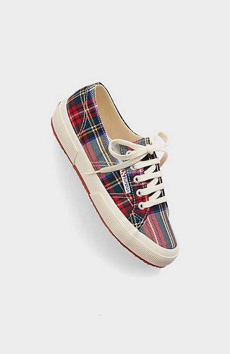 Superga® Tartan Classic Sneakers
