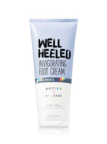 Bath And Body Works Active Skin Care Well Heeled Invigorating Foot Cream 6 Ounce Pack Of 2 Review Foot Cream Bath And Body Works Bath And Body