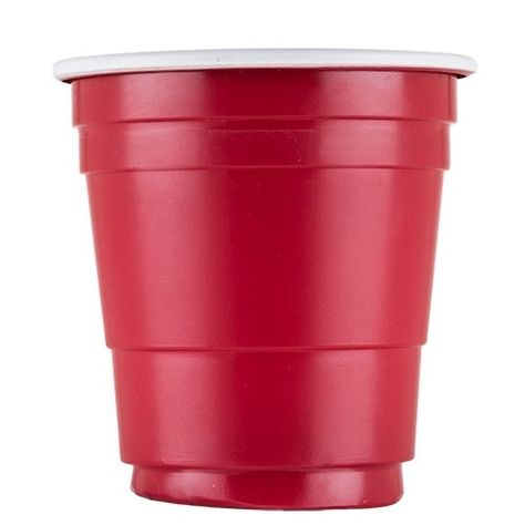 c02a902db76 Slug Red Shot Glasses Set of 20 by True, Multi (Plastic) | Products