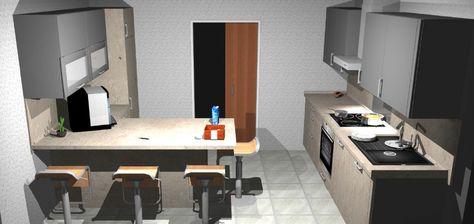 28 besten Küchen designed in 3D Bilder auf Pinterest
