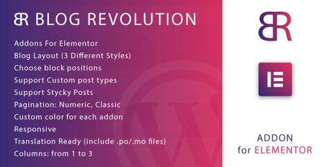 Blog-Revolution für das Elementor WordPress-Plugin - Agentur zweigelb