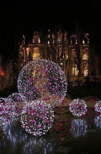 Diy Deko Ideen Zu Weihnachten Den Garten Gestalten Ideen Fur Weihnachten Weihnachten Licht Beleuchtung Weihnachten
