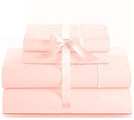 Amazon Com Linenwalas 100 Natural Cotton Bed Sheets 1000