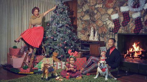 John Legend Waiting For Christmas Official Yule Log Christmas Albums Merry Christmas Baby John Legend