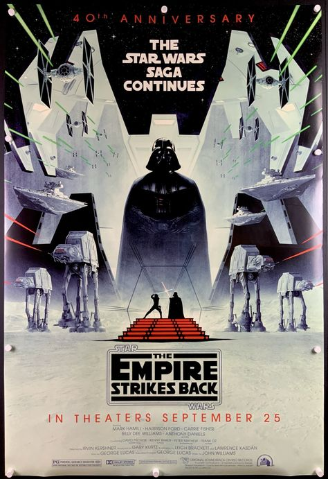 Star Wars - The Empire Strikes Back - 1980