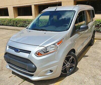 Ebay Advertisement 2018 Ford Transit Connect Wagon Xlt 9k Miles