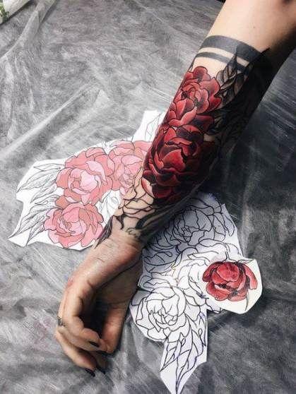 32+ Trendy tattoo for guys geometric hands