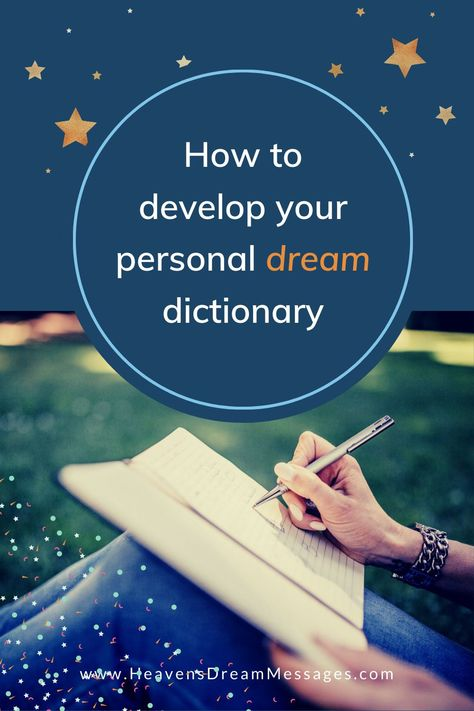 Discover how biblical principles can help you develop a personal dream dictionary, to help you understand your night dreams and interpret the symbols. #dreamsymbols #dreaminterpretation #bible