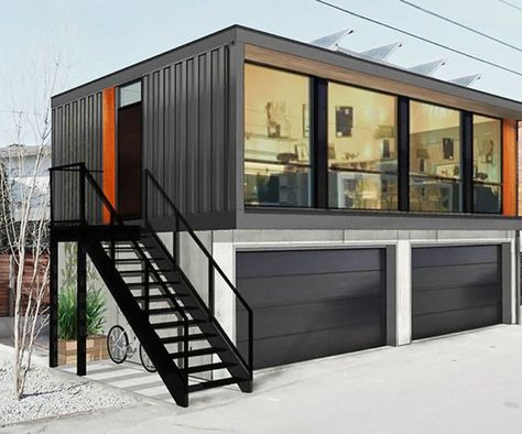 shipping container homes in 2019 | container woning - container