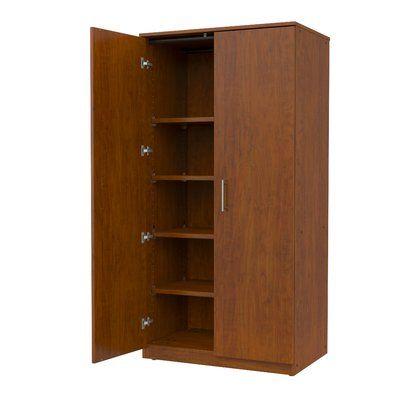 Marco Group Inc Mobile Casegoods 2 Door Storage Cabinet Tall Cabinet Storage Wardrobe Storage Cabinet Storage Cabinets