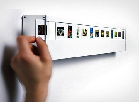 Display Your Photographic Art With Slide Light