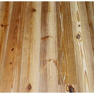 Antiqued Frosted Nectar Pine 3 4 In Thick X 5 1 8 In Wide X Random Length Solid Hardwood Flooring 23 3 Hardwood Floors Solid Hardwood Floors Solid Hardwood