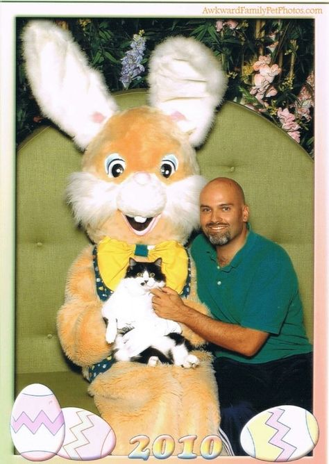 When Easter Photos Go Wrong