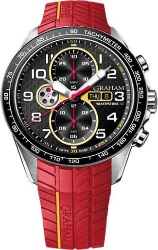Graham Silverstone Rs Racing 2stea B15a Graham Watch Classic