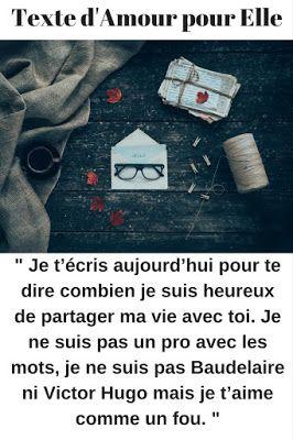 Meilleurs Textes Damour Pour Elle Texte Amour Phrase