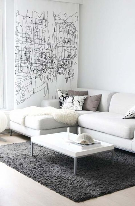 stylish urban living // city suite // urban loft // interior // luxury life…