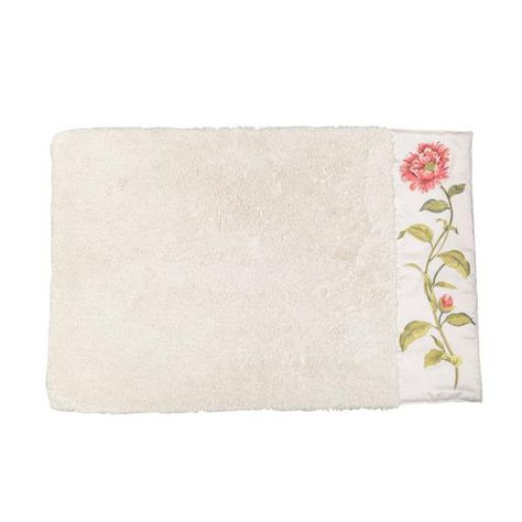 Croscill Bath Bathrug Rug Bathdecor
