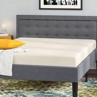 Anson Upholstered Standard Bed Upholstered Platform Bed