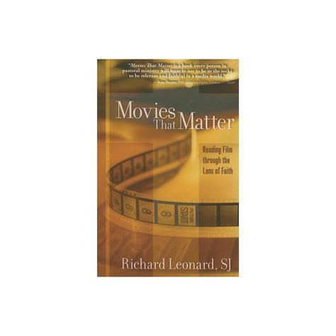 Movies That Matter - by Richard Leonard (Paperback)
