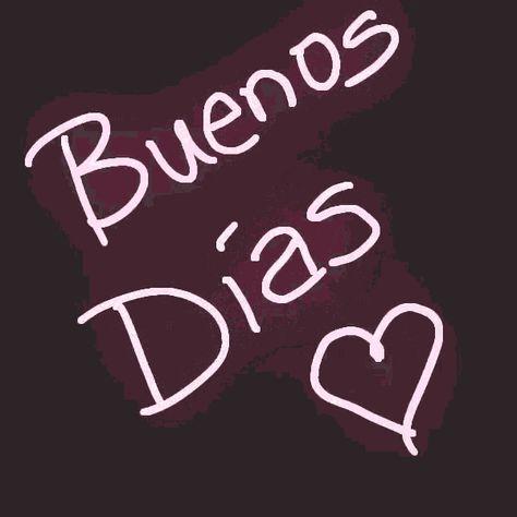 Buenos Dias Corazon GIF - BuenosDias Corazon GoodDay - Discover & Share GIFs