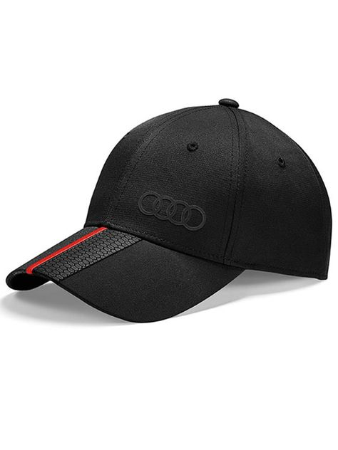 Gorra baseball negro premium   Textil y Bolsos   Lifestyle   Accesorios  originales Audi  5de90d5d988