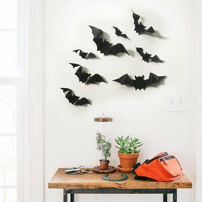 Removable Luminous Bat Wall Stickers