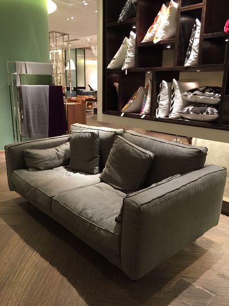 linteloo pleasure 3 seater sofa sitting down pinterest