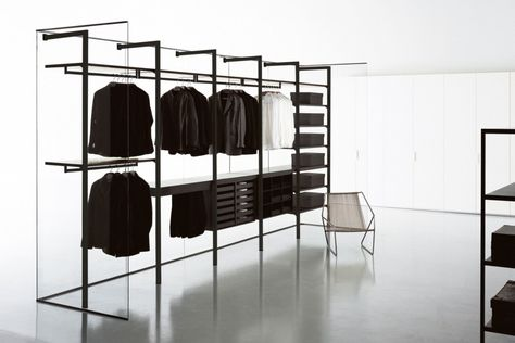 Accessori Cabina Armadio Quotes : Modern minimalist walk in closet innovative design cabina armadio