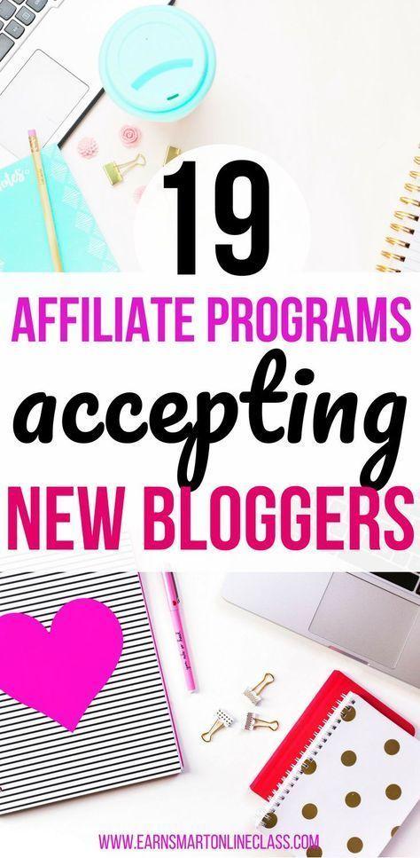 65+ Top Affiliate Programs for Bloggers + Content Creators