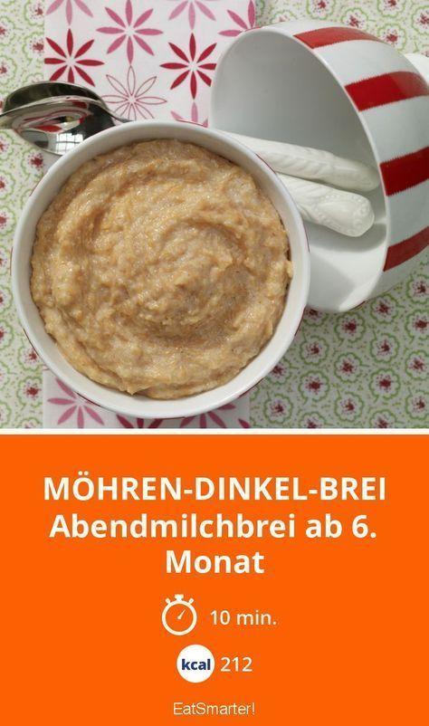 Photo of Möhren-Dinkel-Brei
