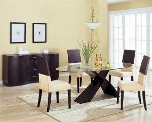 Esszimmer Design, Oval Esstische, Esszimmer Dekoration, Häuser Suchen,  Abendessen, Esser Suche, Bankett, Speisesäle, Einfache Speise