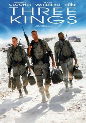 Three Kings Poster Warrior Movie War Movies War Film