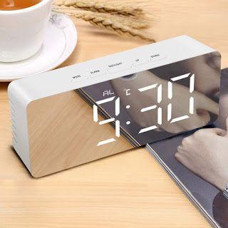Digital Alarm Clock India