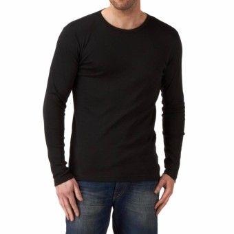 Baju Kaos Lengan Panjang Pria