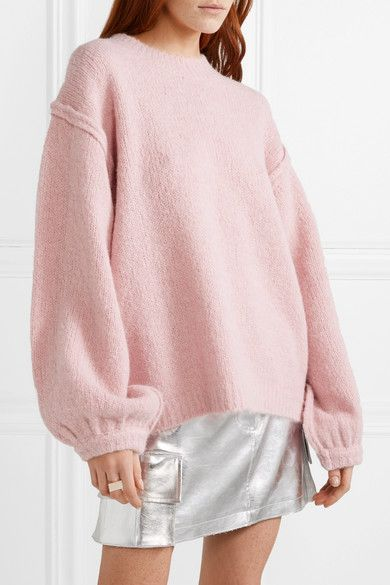 Acne Studios , Kiara oversized knitted sweater