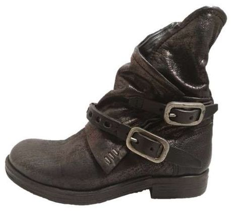 b67c39bb11 AS 98 ankle boots for women, with buckles by Airstep A.S.98. Buy it 199,00 €